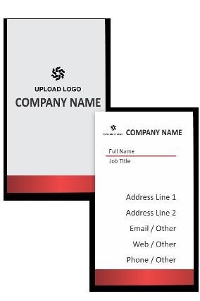 Customize Business card