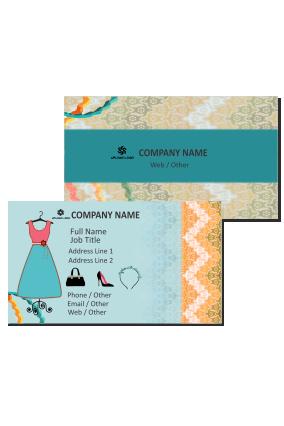 Customized Visiting Card