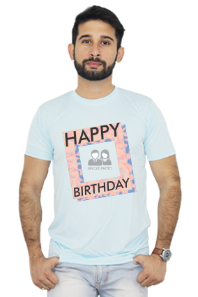 You're Invited Dri fit Sky Blue T-shirt