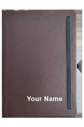 Effit Brown Notebook-Ruled