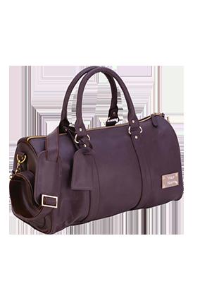 Customized Duffle Bag Leatherite GE-1149