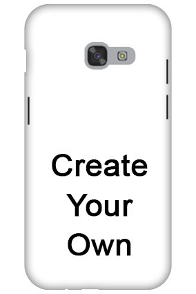 3D - Create Your Own Samsung Galaxy A3 (2017) Mobile Cover