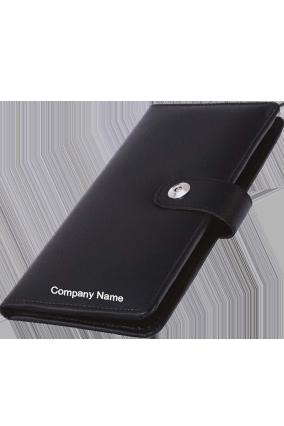 Customized Leatherite passport holder GE-1056