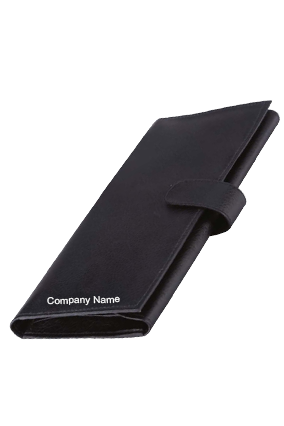 Designer Leatherite passport holder GE-1057