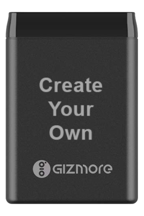 Create Your Own-Gizmore Power Bank 5000Mah Polymer Giz Pb5Kp