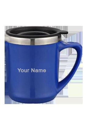 New Coffee Mug (380 Ml) Blue-GM-116
