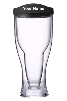 Inverted Mug (500Ml) White With Grey GM-203