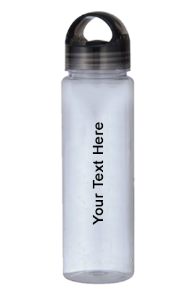 Infuser Bottle (470 Ml) White With Black-GM-225