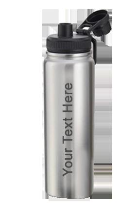 Ocean Bottle Silver-GM-332