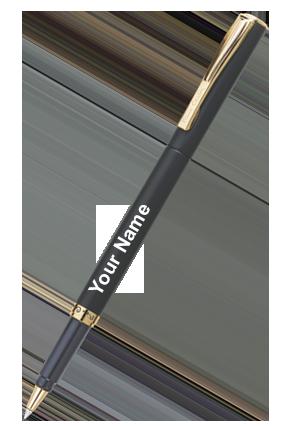Pierre Cardin Golden Eye Roller Pen Golden