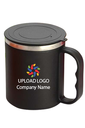Colorful Ss Coffee Mug (With Box)-H127