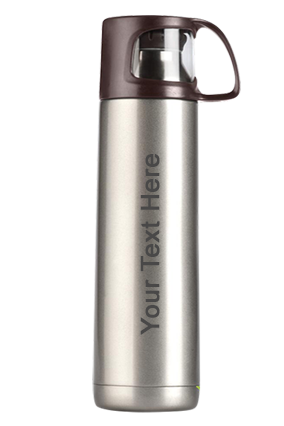 Power Plus Vacuumized Travel Flask (500 Ml Approx)-H43