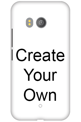 3D - Create Your Own HTC U11 Mobile Cover