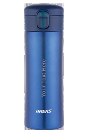 Haers Vacuum Tumbler 350Ml Blue