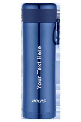 Haers Vacuum Tumbler 420Ml Blue