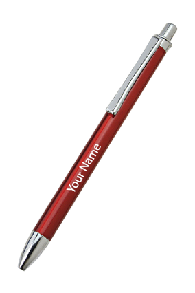 Wolverine Red With Silver Pen IDF-9062