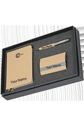 Microsoft Window (Pen + V Card + Note Book)-IDF-9243