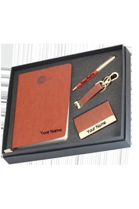 Calvin Klein (Pen +K Chain + V Card + Note Book)-IDF-9248