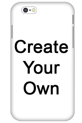 3D - Create Your Own iPhone 6s Mobile Cover