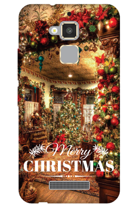 Asus Zenfone 3 Max Christmas Decorations Mobile Cover