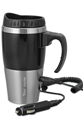 Car Heater 500ml Mug H-97