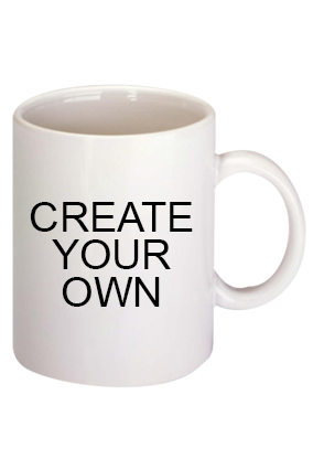 Create your own Bone China Mug