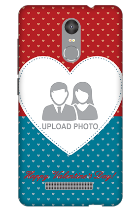 Amazing 3D-Redmi Note 3 Colorful Heart Valentine's Day Mobile Cover
