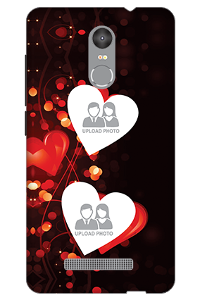 3D - Redmi Note 3 True Love Valentine's Day Mobile Cover