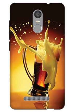 3D - Redmi Note 3 Cheers Mobile Cover