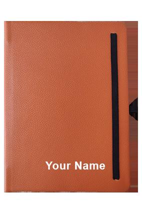Effit Orange Notebook-Ruled