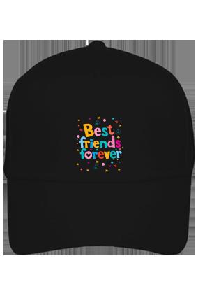 Best Friends Black Cap