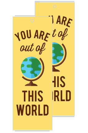 World Bookmark