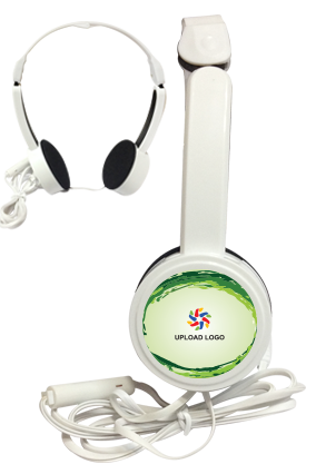 Green Headphone