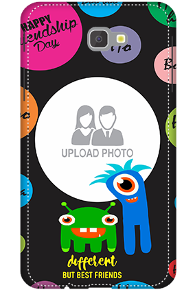 3D - Samsung Galaxy J7 Prime Personalised Collage Mobile Cover
