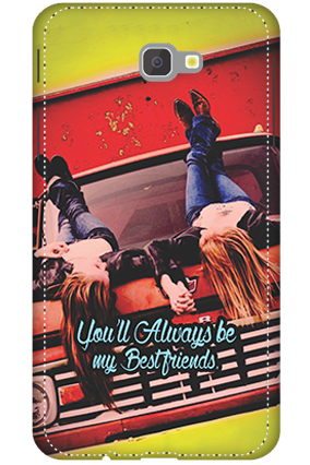 3D - Samsung Galaxy J7 Prime You Are My Best Friend Mobile Cover