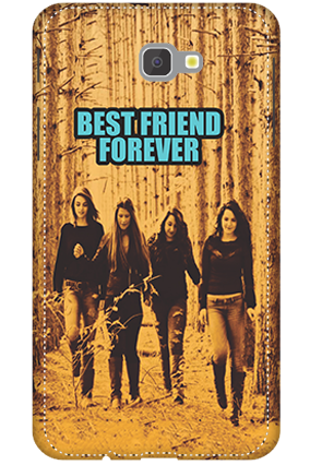 3D - Samsung Galaxy J7 Prime Friends Are Forever Mobile Cover