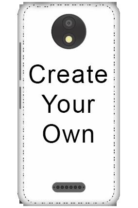 3D - Create Your Own Motorola Moto C Plus Mobile Cover