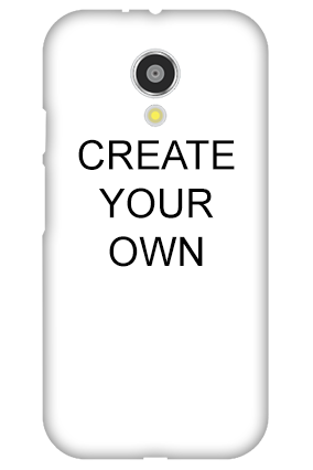 Motorola Moto G 2nd Generation - Create Your Own Mobile Cover
