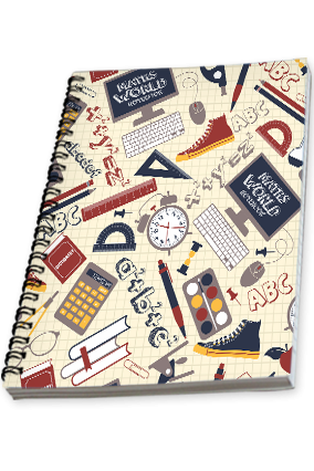 Effit Maths World Notebook