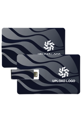 Shaded OTG Credit Card Pen Drive (8 GB)