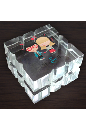 Toonic Paperweight