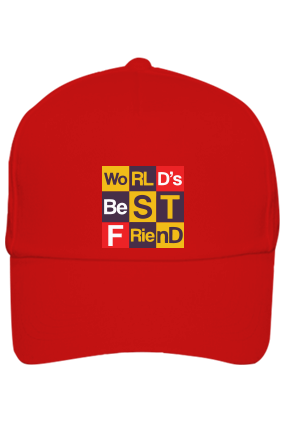 Red Cap - World's Best Friends