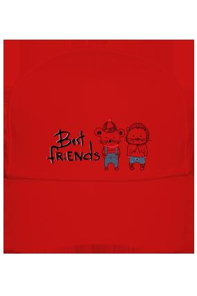 Best Friend Red Cap