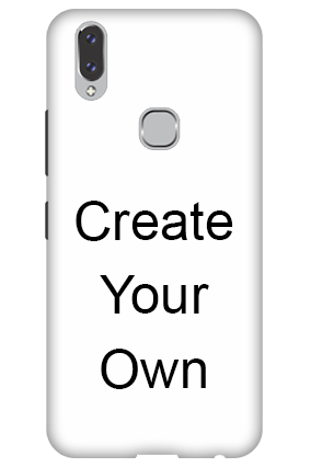3D - Create Your Own Vivo V9 Mobile Cover