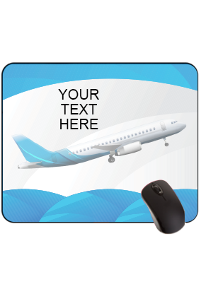 Travel Glow Mousepad
