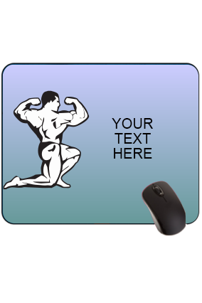 Apt Fitness Industry Mousepad