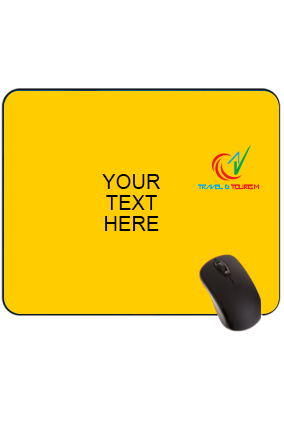 Apt Travel Industry Mousepad
