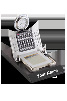 Perpetual Calendar Desk Stand BTC-4153