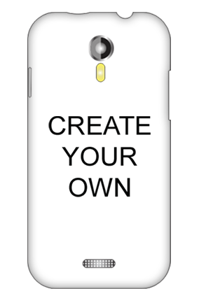 Create Your Own Micromax A117 Phone Cover