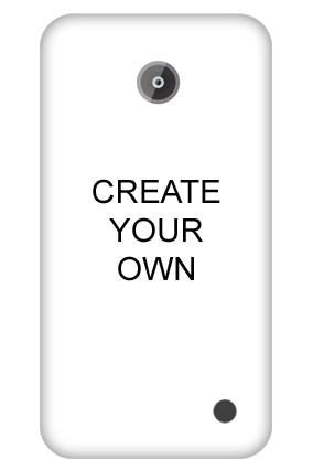 Create Your Own Nokia Lumia 630 Cover